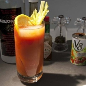 Celebrate Υourself with YOUR Bloody Mary!