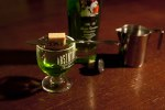 Flaming Green Fairy