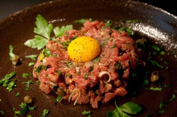The perfect Steak Tartare