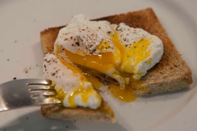 αβγά ποσέ